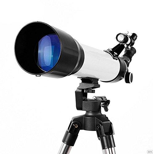 LIHONG TELESCOPIO ASTRONOMICO DEEP SPACE STAR VIENDO ALTA TASA HD ENTRADA NOVATO  3 TELESCOPIO NUEVO CLASICO DE LA MODA