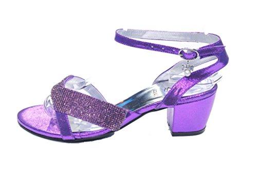 Wear & Walk UK , Sandales pour femme Violet