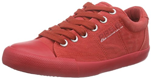 Kinder s s 43109 Rot Oliver Sneakers Unisex 500 Oliver RED UqqIS
