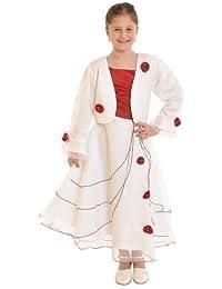 2 teiliges Festtagskleid Babykleid Taufkleid Blumenmädchenkleid mit passendem Jäckchen 86 bis 146