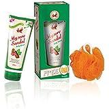 Mysore Sandal Body Wash, 200 ml with Free Loofah