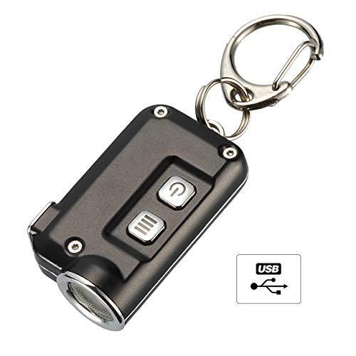 NITECORE TINI Linterna Llavero LED Recargable USB
