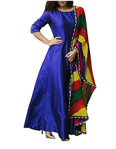 Muffins Designer anarkali suits for womens ethnic wear