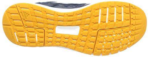 adidas Duramo 8, Scarpe da Corsa Uomo Blu (Collegiate Navy/trace Blue/footwear White)