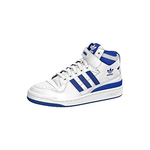 adidas Originals Baskets Forum Mid Refined Bleu Homme