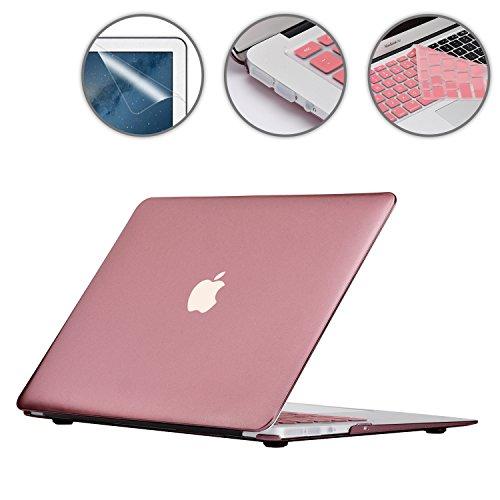i-Buy Harte Schutzhülle Hülle für Apple Macbook Air 13