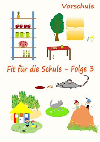 Oben In Der Mitte (Fit für die Schule - Folge 3: Für Vorschulkinder - Rechnen lernen (1. 2. 3. 4. 5., rechts-links, oben-unten, in der Mitte) -Sprachentwicklung (Geschichte, Gedicht, Zungenbrecher))