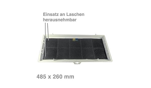 Constructa dunstabzugshaube filter spülmaschine