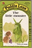 The Little Monster - Puddle Lane, Reading Programme Stage 2, Green Number 3 (First Edition, Ladybird)