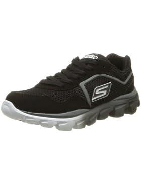 Skechers GOrun Ride Supreme - Zapatillas de material sintético para niño