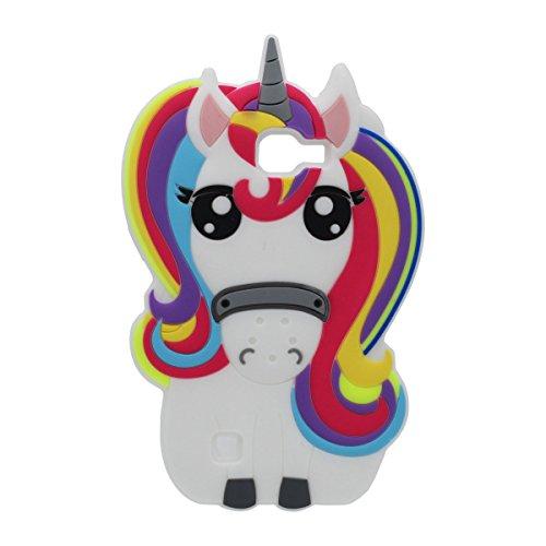 coque-pour-lg-k4-silicone-gel-case-ultra-doux-joli-arc-en-ciel-cheval-apparence