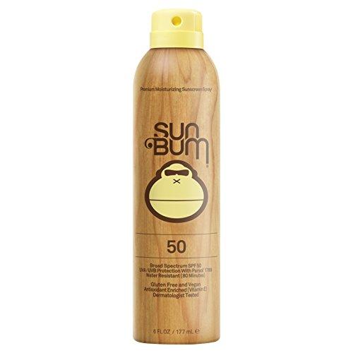 Sun Bum Continuous Spray Sunscreen, Spf 50, 6-Ounce by SUN...