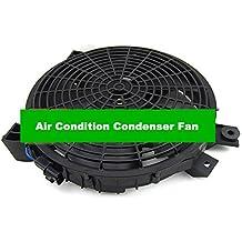GOWE aire acondicionado ventilador de condensador para Mitsubishi Pajero Sport Montero Challenger nativa pastilla Triton L200