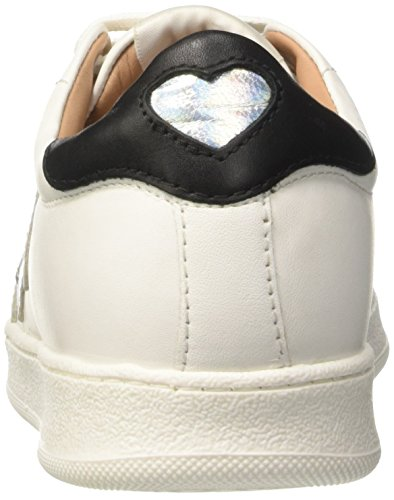 Twin-Set Cs7pla, Sneakers basses femme Bianco (Bianco Seta)
