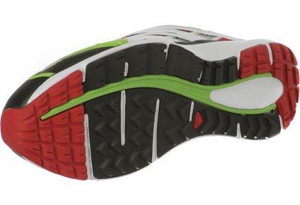 Salomon X-Scream GTX Chaussure Course Trial green