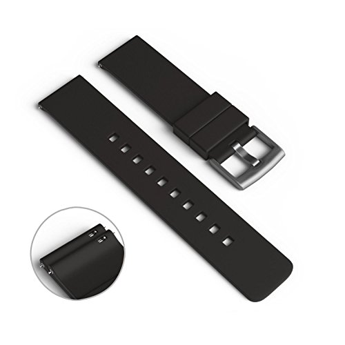 pebble-watch-band-strap-36wq3sa0020-for-pebble-time-smartwatch-band-replacement-black-silicon