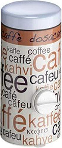 Meliconi - dosa caffè macinato manuale per alicia con pomello dosatore