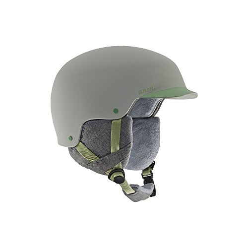 Anon Damen Snowboardhelm AERA Crafty Gray, M
