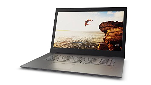 Lenovo IdeaPad 320 43,9 cm (17,3 Zoll HD+ Anti-Glare) Notebook (Intel Core i3-7100U Dual-Core, 8 GB RAM, 1 TB HDD, DVD-Brenner, Intel HD Grafik 620, Windows 10) schwarz (onyx black) - 4