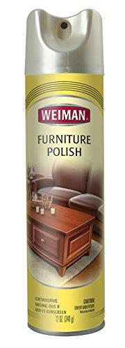 Weiman Furniture Polish Aero - 340 g