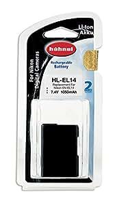 Hähnel HL-EL14 Batterie de rechange