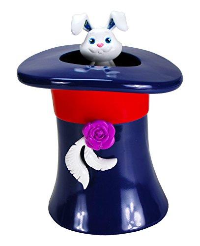 Cepia 26270 - the amazing zhu - cappello magico, gioco di magia insieme con piccoli conigli