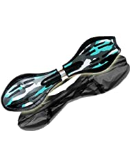 MAXOfit 14130 Pro Close Mini New Wave - Waveboard y funda (hasta 129 kg, 68 x 13 x 12 cm)