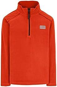 LEGO Half-Zip Fleece Jacket Chaqueta con forro para Niños
