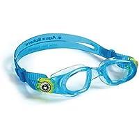 Aqua Sphere Moby Kinder Schwimmbrille Schwimmen Leicht Verstellbare Eyewear Schutz