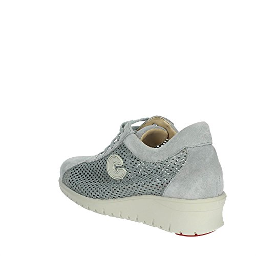 Cinzia Soft 9884 Sneakers Bassa Donna Grigio