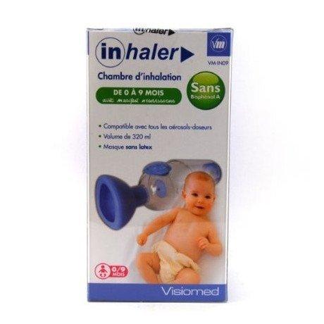 Visiomed respiravamo camera di inalazione per neonati 0–9mesi
