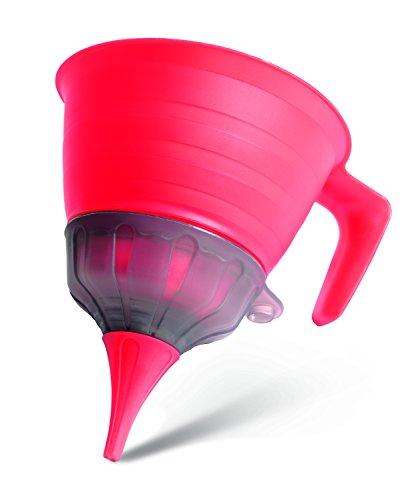 Handy Gourmet Trichter Multi-Set Einfülltrichter Kunststoff Für Küche Labor Flachmann Parfumzerstäuber - Multi-trichter