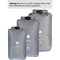 NORDKAMM Dry-Bag, Trockensack, Trockenbeutel, Wasserfeste Tasche, 5l, leicht, Ultra-Light, für Reisen, Rucksack, wasserdicht