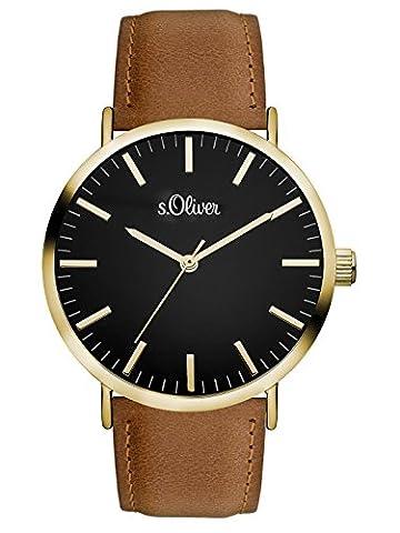 s.Oliver Time Damen-Armbanduhr