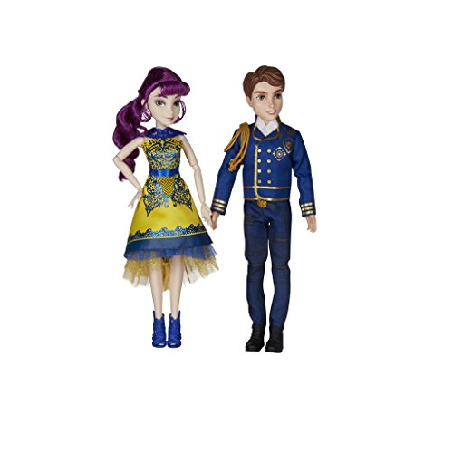 DESCENDANTS Pack muñecas Ben and Mal (Hasbro C1794EU4)