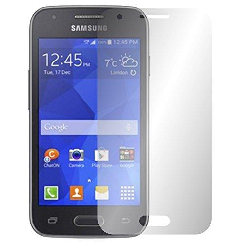 Slabo 2 x pellicola protettiva per display per Samsung Galaxy Ace 4 Crystal Clear invisibile