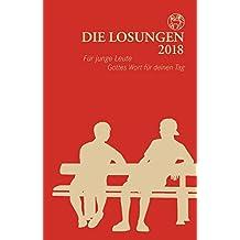 Die Losungen 2018. Deutschland / Die Losungen 2018: für junge Leute