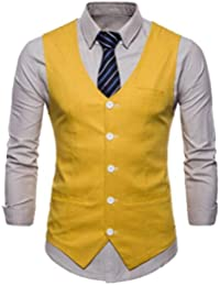 Giallo Uomo Abbigliamento Amazon it Abiti e giacche AqxwOP7w5