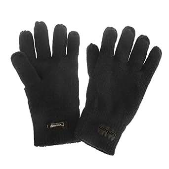 Result Unisex Thinsulate gefütterte Thermal Handschuhe (40g 3M) (S-M) (Kohlegrau)