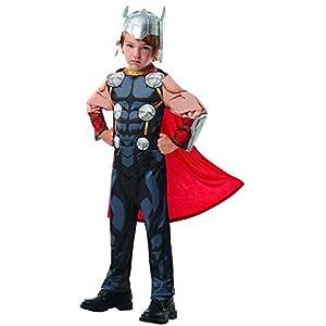 Rubie's 640835S Marvel Avengers Thor Classic Child Costume, Boys, Small