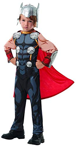 Kostüm Marvel Kind - Rubie 's 640835 M Marvel Avengers Thor Classic Kind Kostüm, Jungen, Medium