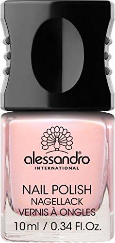 alessandro Nagellack 37 Baby Pink, 1er Pack (1 x 10 ml)