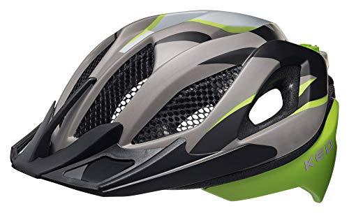 KED Spiri Two Helmet Green Black matt Kopfumfang M | 52-58cm 2019 Fahrradhelm
