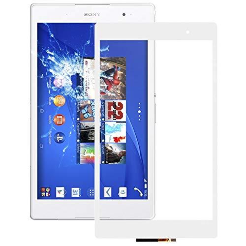 ZHU Stecker, Signalleitung Touch Panel for Sony Xperia Z3 Tablet Compact / SGP612 / SGP621 / SGP641 (Schwarz) Handgeschriebener Display.Touchscreen Stecker, Signalleitung (Farbe : Weiß)