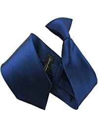 New Sendmart Clip-on satin neck tie