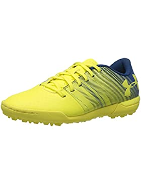 Under Armour UA Spotlight TF Jr, Zapatillas de Fútbol Unisex Niños