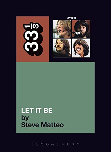The Beatles' Let it be (33 1/3)