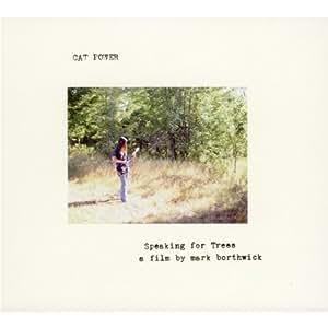 Cat Power: Speaking For Trees [DVD]
