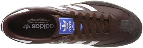 41iICW2bc8L - adidas Unisex Adults Samba Low-Top Sneakers, 9 UK