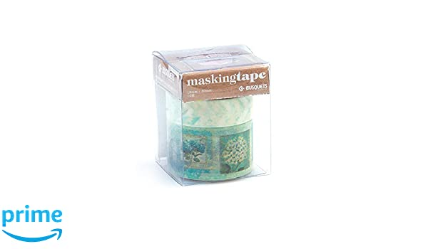 Washi tape 12 Busquets essentials